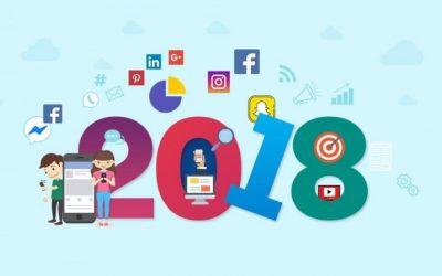 2018: weer een social media jaar verder
