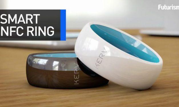 Betalen met je smart-ring!