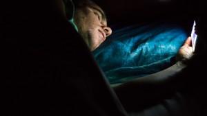 Slapeloosheid veroorzaakt door onszelf?