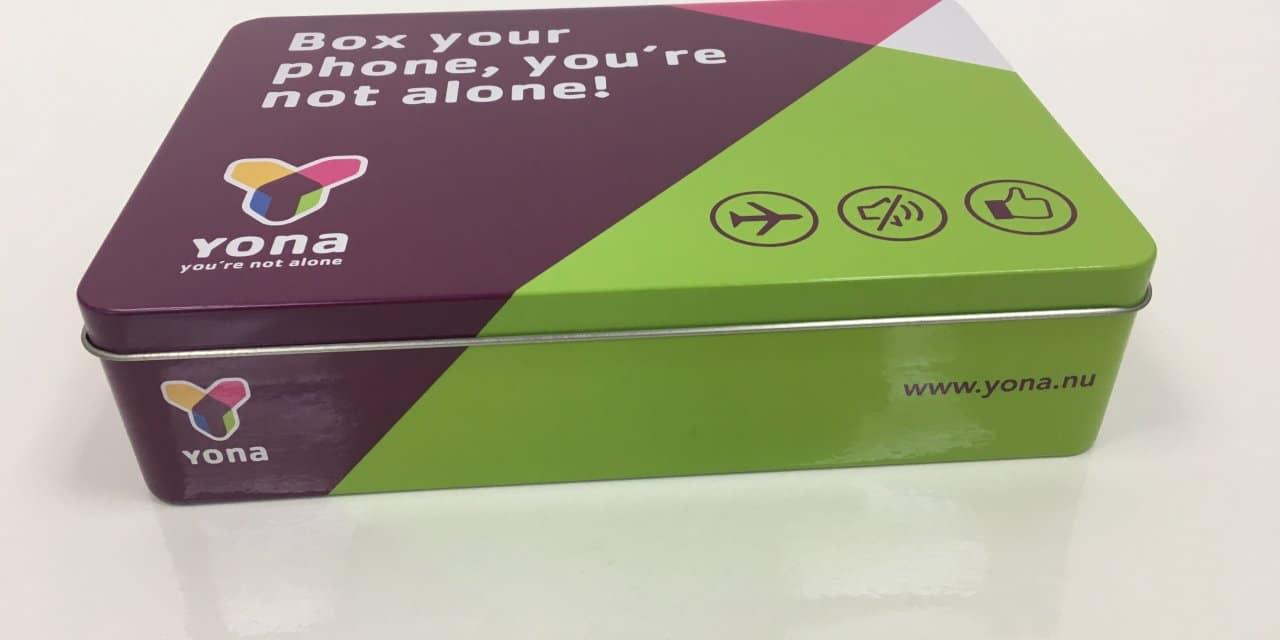 Maak het echt gezellig met de Yona Box!